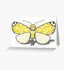 Mothboy03 Greeting Card