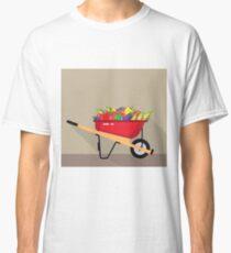 Wheel Barrow Classic T-Shirt