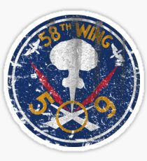 509th Composite Group WWII B-29 Superfortress Insignia- Atomic Bomb Patch Sticker