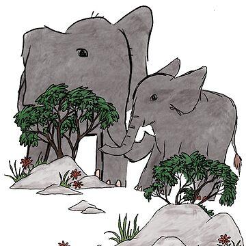 Elephant Garden by Brydenophyte