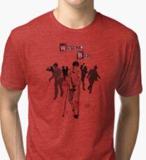 Walking Bad Tri-blend T-Shirt