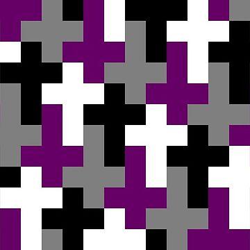 Tessellated Ace Crosses by FireLemur