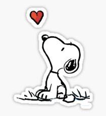 Snoopy (Charlie Brown) Sticker