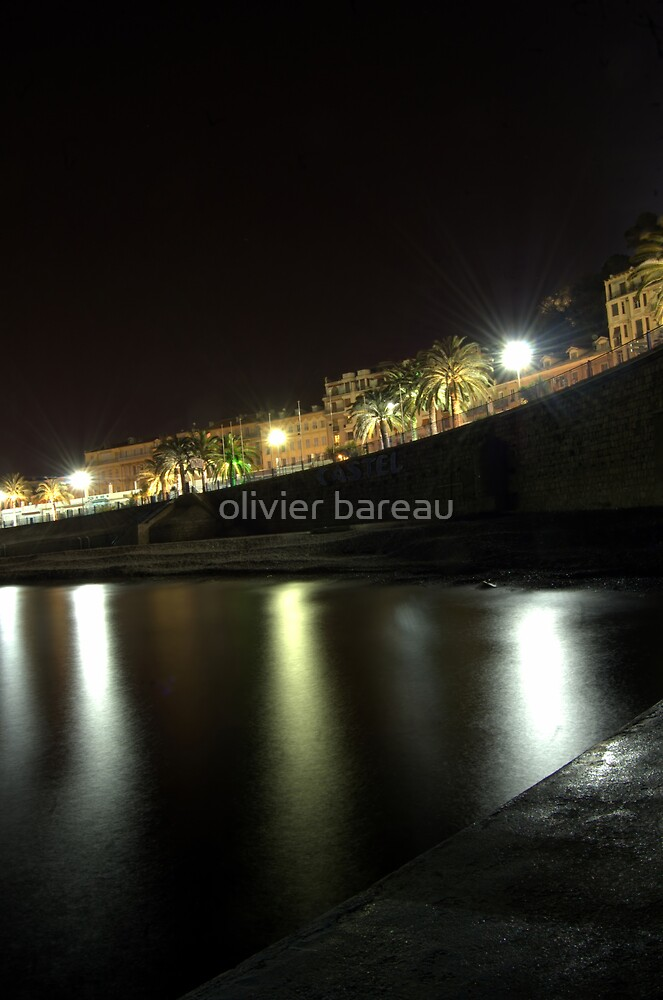 Nice French riviera by olivier bareau
