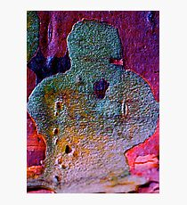 The Wounded Woman Photographic Print