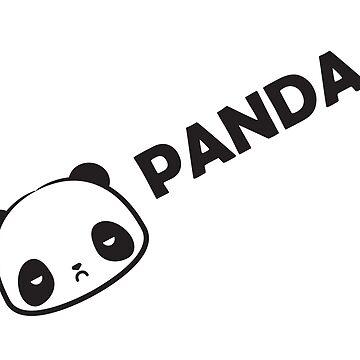 Panda by mystyleshop