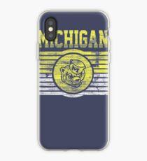 Darren Criss Fox Campaign: Michigan Wolverines iPhone Case