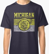Darren Criss Fox Campaign: Michigan Wolverines Classic T-Shirt