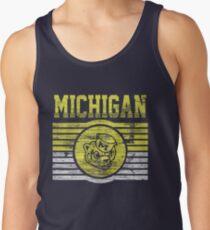 Darren Criss Fox Campaign: Michigan Wolverines Débardeurs