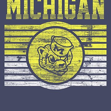 Darren Criss Fox Campaign: Michigan Wolverines by Piwoly