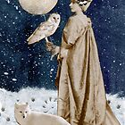 Wild Moon Goddess by WinonaCookie