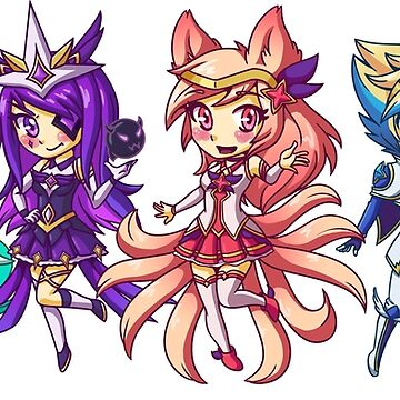 Star Guardian Skins 2 by LankySandwich