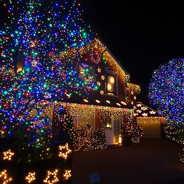 The Christmas House by trish725