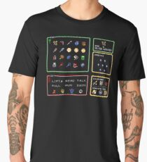 Link the the Past Item Menu Men's Premium T-Shirt