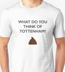 What do you think of Tottenham? T-Shirt