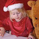 Christmas card #2 by Julie B