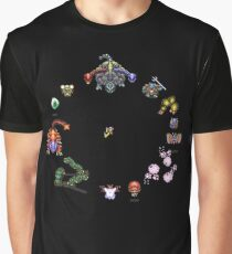 Link to the Past Bosses Graphic T-Shirt