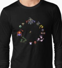 Link to the Past Bosses Long Sleeve T-Shirt