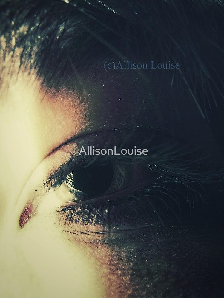 In God's eyes by AllisonLouise