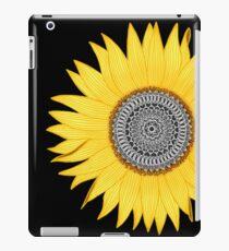 Mandala Sunflower iPad Case/Skin