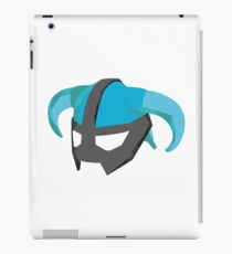 Skyrim Dragonborn Helmet iPad Case/Skin