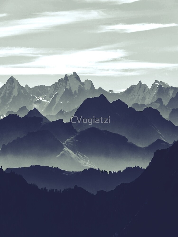 Mountains are calling for us by CVogiatzi