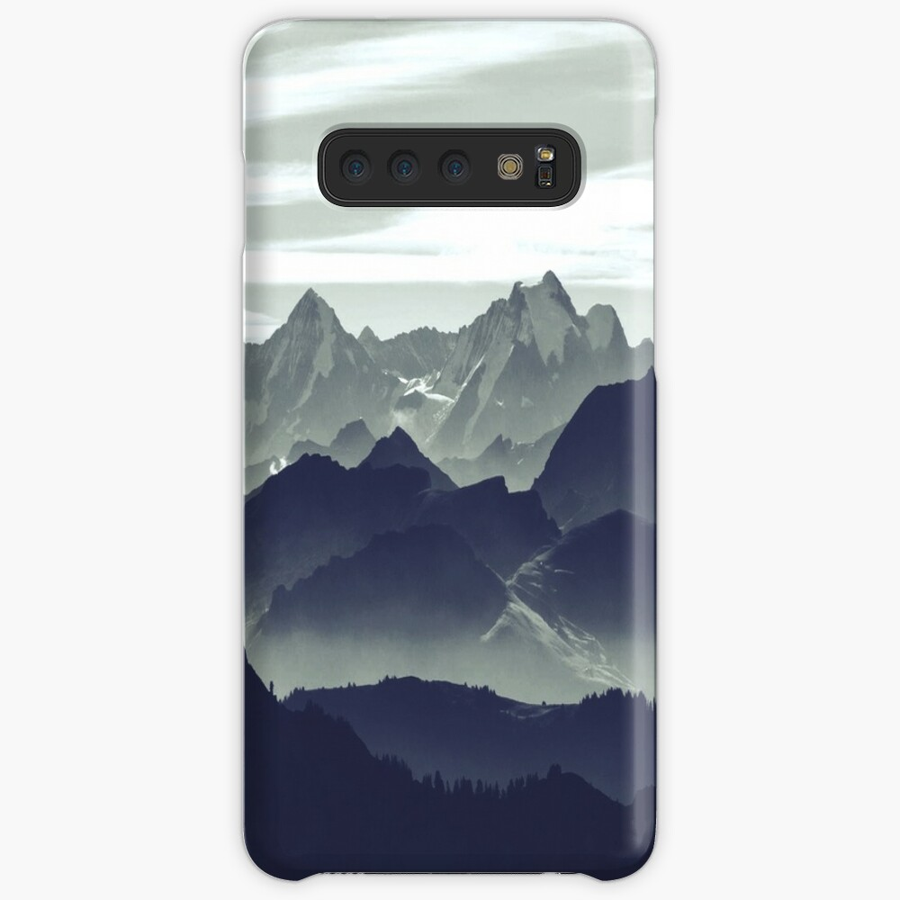 Mountains are calling for us Samsung Galaxy Snap Case