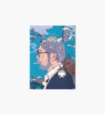Hayao Miyazaki  Art Board