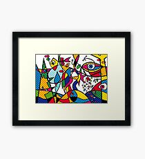Phantasmagoric Framed Print