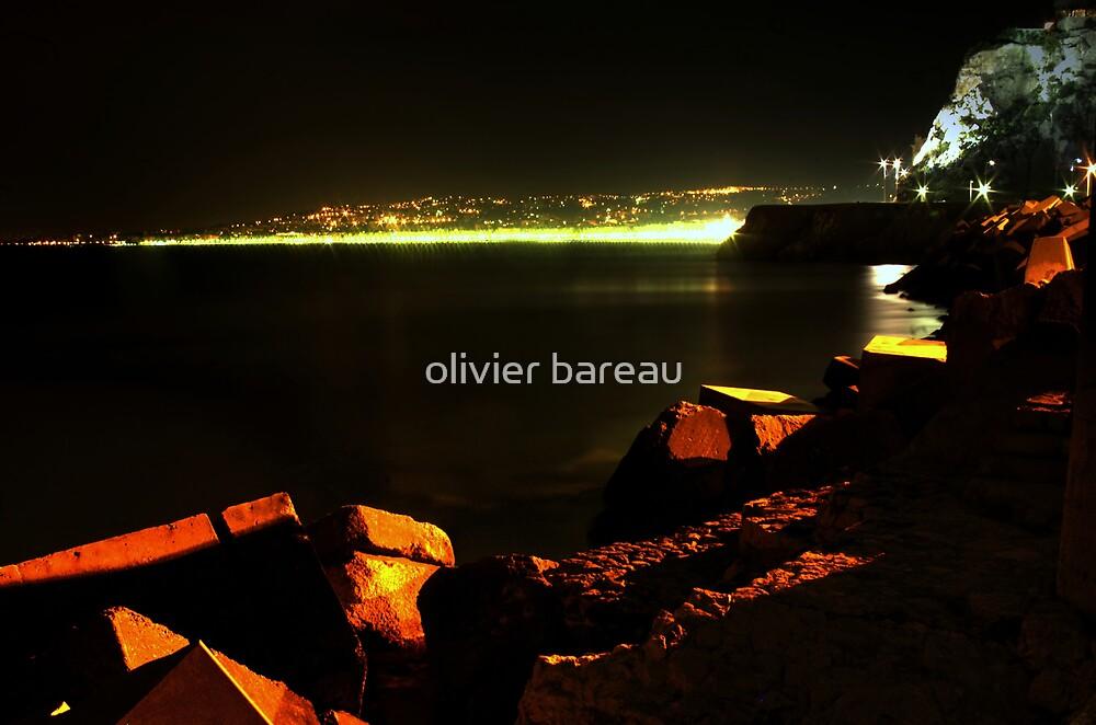 Nice baie des Anges by olivier bareau