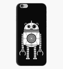 Vinilo o funda para iPhone Big Robot 1.0