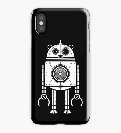 Big Robot 1.0 iPhone Case/Skin
