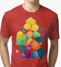 Random sketch  Tri-blend T-Shirt