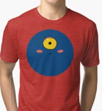 Swig Face Tri-blend T-Shirt
