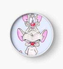 Pinky and The Brain Clock