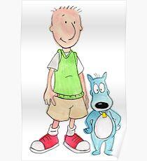 Doug and Porkchop Poster