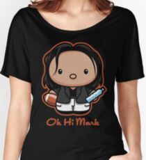 Oh Hi Mark Women's Relaxed Fit T-Shirt