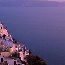 Santorini, Greece by fauselr