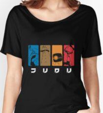 FLCL Women's Relaxed Fit T-Shirt