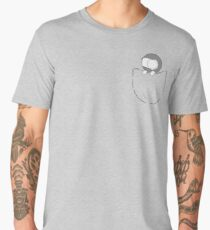 Pocket John Men's Premium T-Shirt
