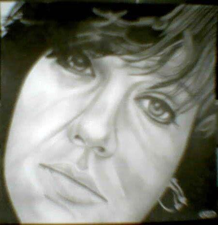 Debbie by jlyndgraphics