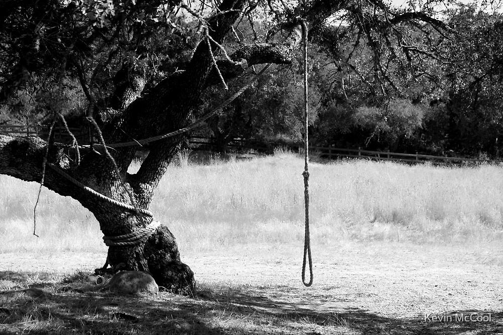 tree swing by Kevin McCool