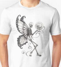 Skull Fairy Unisex T-Shirt