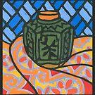 Ginger jar by John Grundeken
