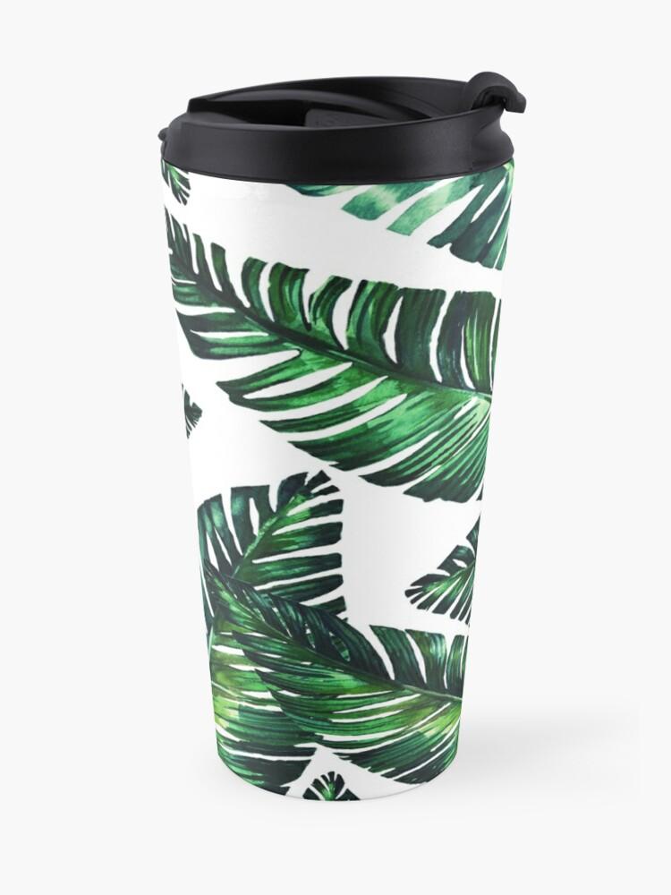 Alternate view of Live tropical II Travel Mug