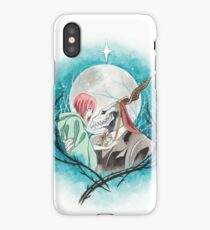 The Thorn Mage and His Apprentice iPhone X Case