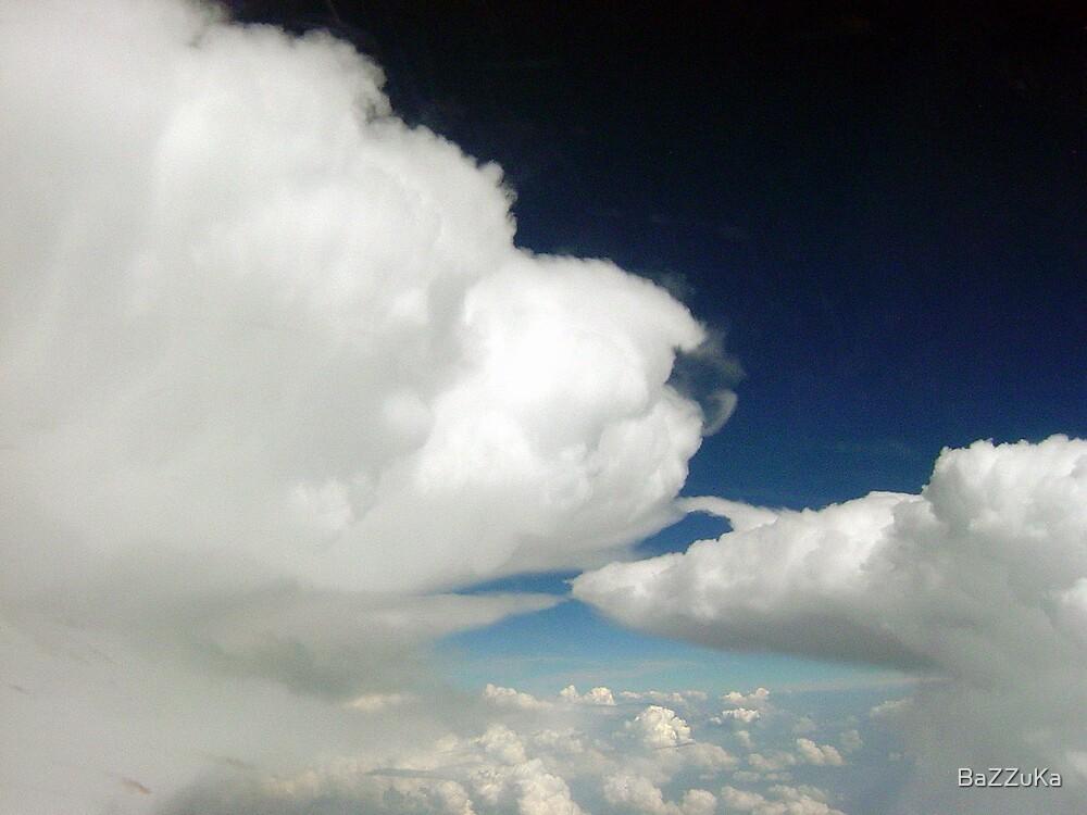clouds by BaZZuKa