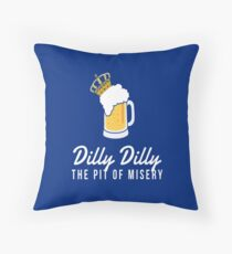 DILLY Throw Pillow