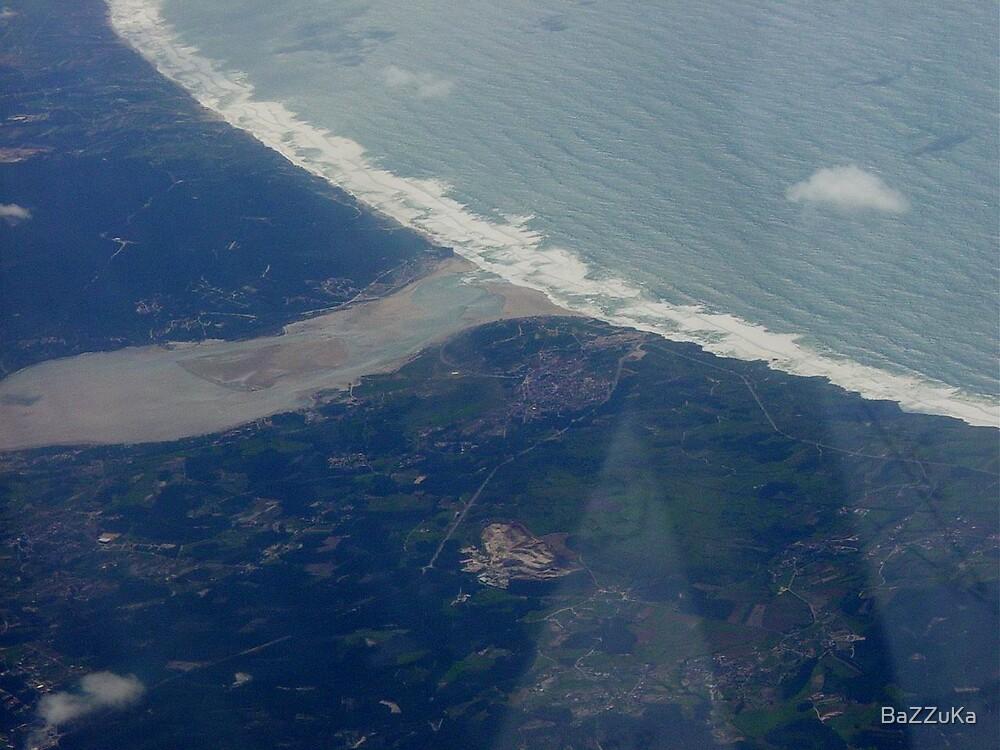 airviews Lagoa de Óbidos      Portugal by BaZZuKa
