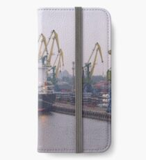 General Cargo Ship Pacific Victor iPhone Wallet/Case/Skin